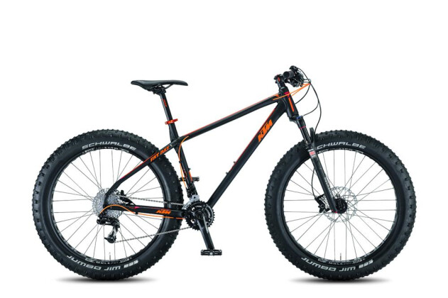 Mountainbike KTM Fat Rat / Fat Flea 2016