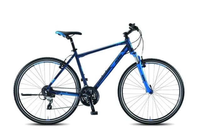 Crossbike KTM Bikes Trekking Offroad 2016