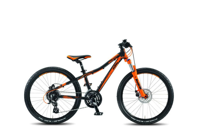 "Kinder / Jugend KTM Bikes Wild Speed 24"" 2016"