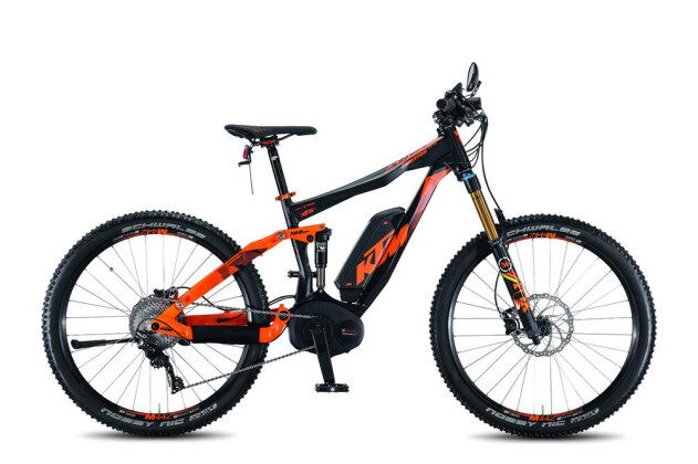 E-Bike KTM Macina Egnition 2016