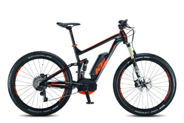 E-Bike KTM Macina Kapoho 27 Plus 2016