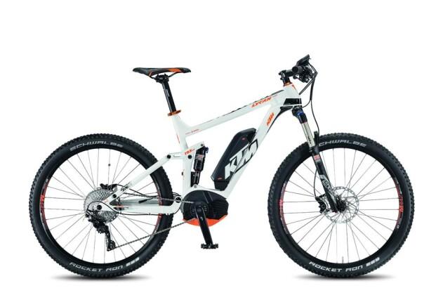 E-Bike KTM Macina Lycan 2016