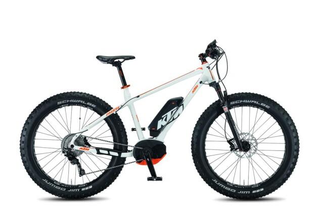 E-Bike KTM Bikes Macina Freeze 2016