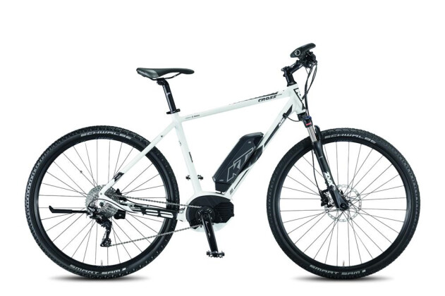 E-Bike KTM Macina Cross 2016