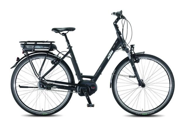 E-Bike KTM Macina Trekking 2016