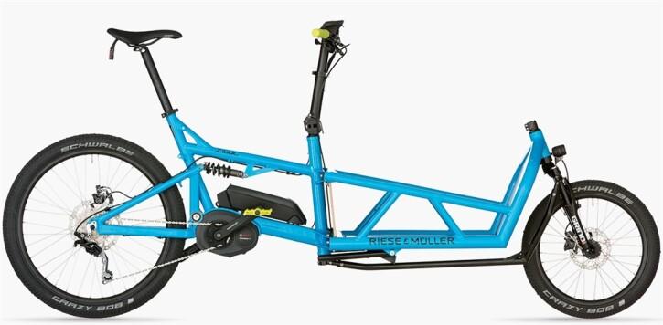 E-Bike Riese und Müller Load sport 2016