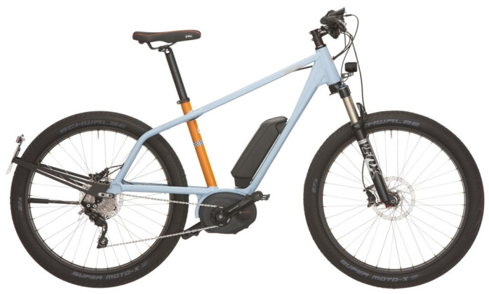 E-Bike Riese und Müller Charger GT 2016