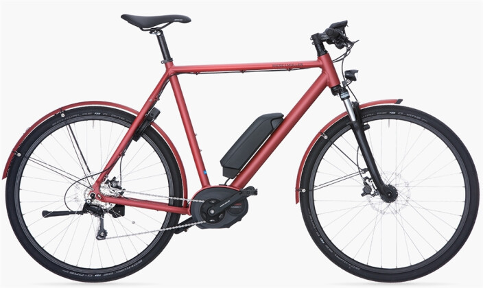 E-Bike Riese und Müller Roadster touring 2016