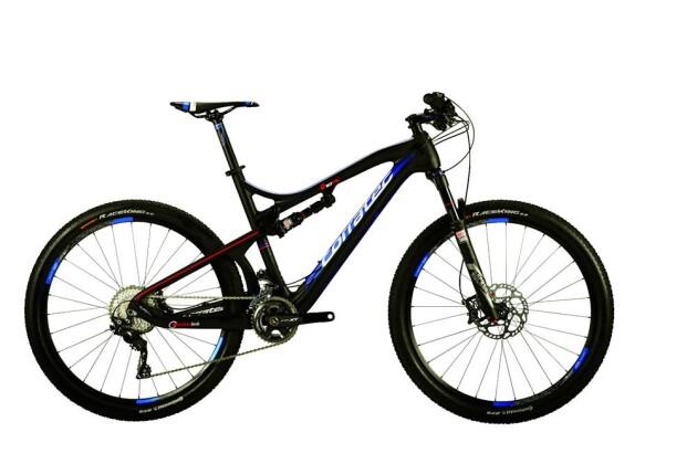 Mountainbike Corratec Inside Link Carbon 10 Hz XTR Di2 Confi 2016
