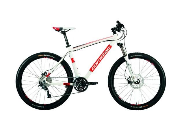 Mountainbike Corratec X-Vert Motion 650 B 9 Speed 2016