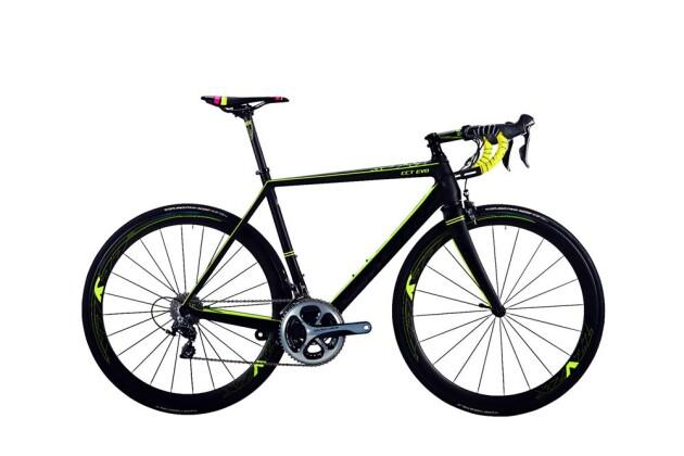 Rennrad Corratec CCT EVO DA Di2 - 25 years bike 2016