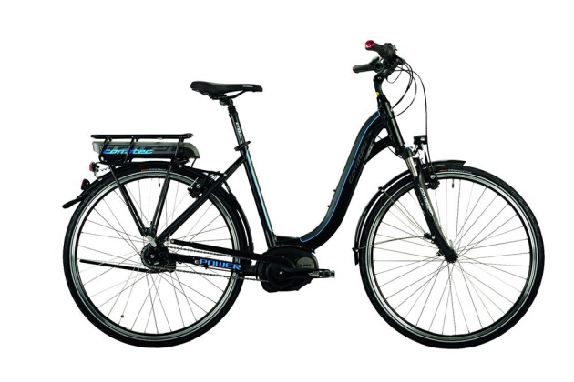 E-Bike Corratec E-Power 28 Active Lady 400 2016
