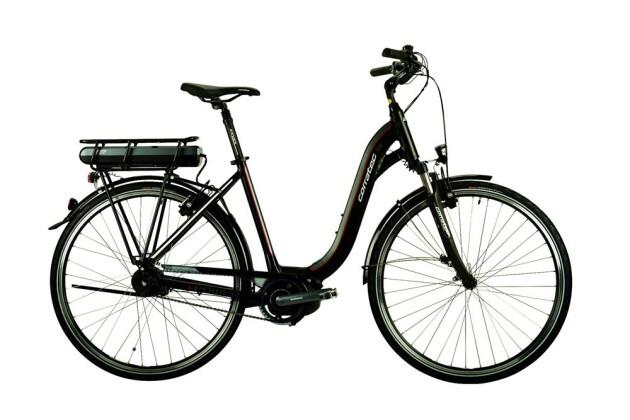 E-Bike Corratec E-Power 28 Steps Di2 2016
