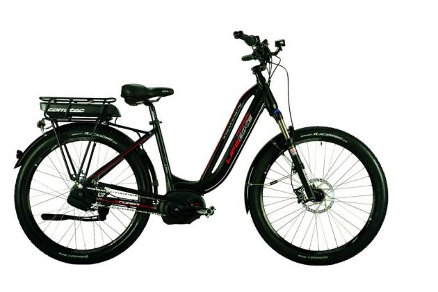 E-Bike Corratec LIFEbike Nuvinci Nyon Electronic 2016