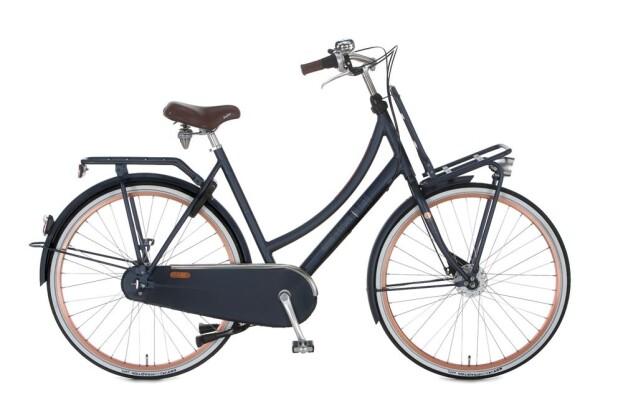 Citybike Cortina Transport U4 Denim 'german' 2016