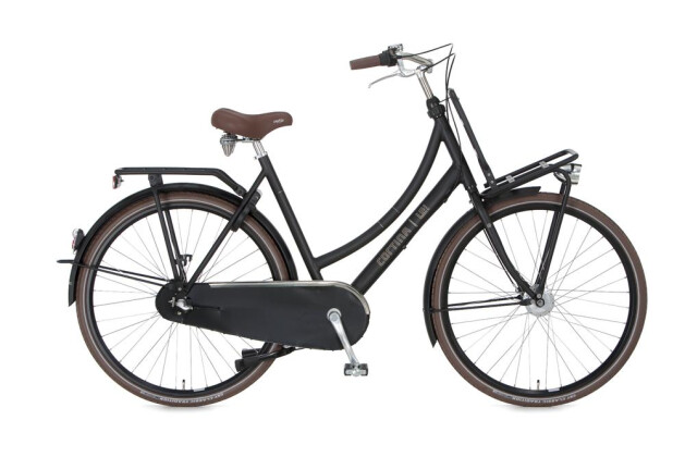 Citybike Cortina Transport U4 'german' 2016