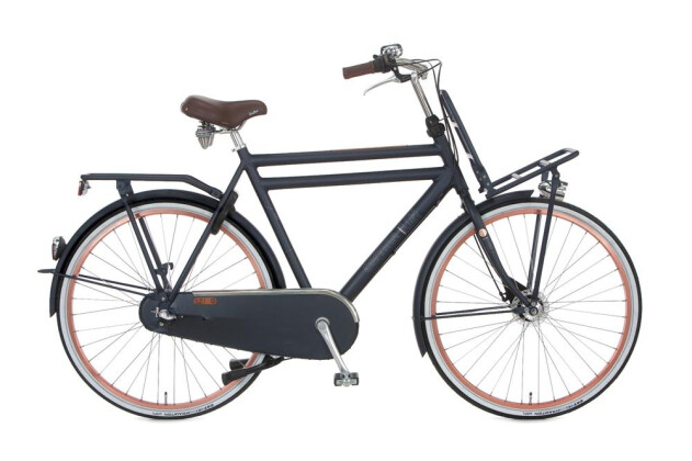 Citybike Cortina Transport U4 Denim 2016