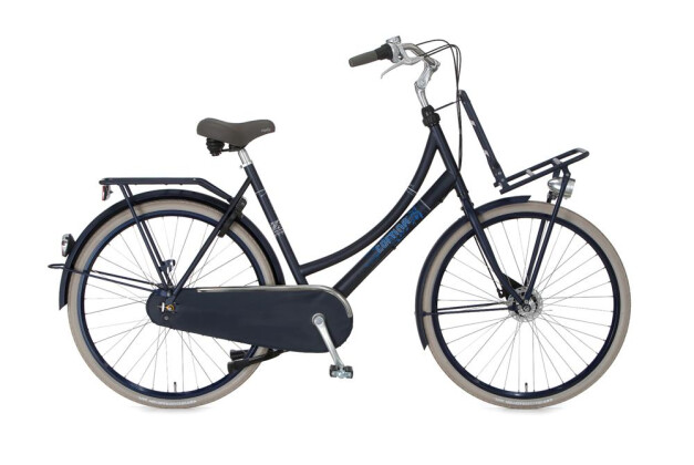 Citybike Cortina Roots Transport Denim 2016