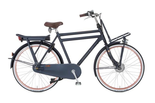 E-Bike Cortina E-Transport U4 Denim 2016
