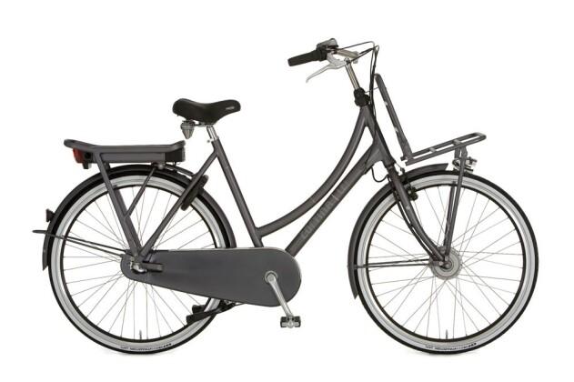 E-Bike Cortina E-Transport U4 Fashion 2016