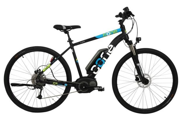 E-Bike CONE Bikes E-Cross 500 2016