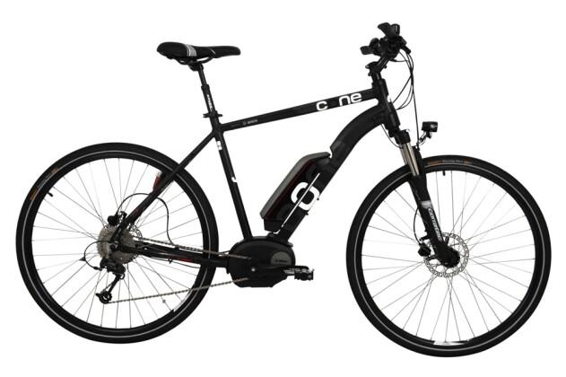 E-Bike CONE Bikes E-Street 400 2016