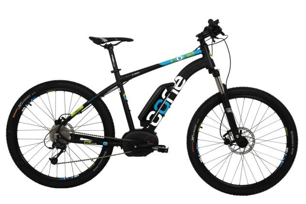 E-Bike CONE Bikes E-MTB 400 2016