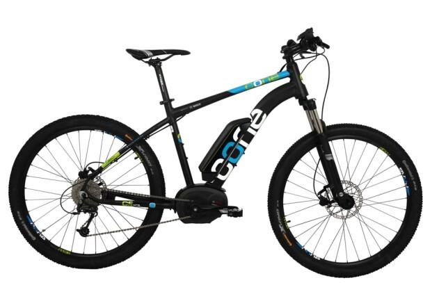 E-Bike CONE Bikes E-MTB 500 2016