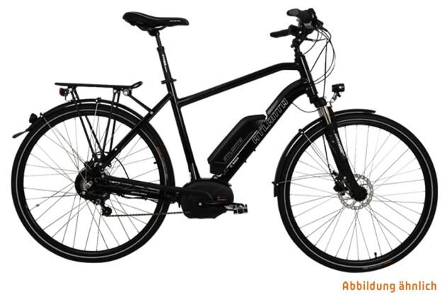 E-Bike Atlanta Rückenwind 6.0 2016