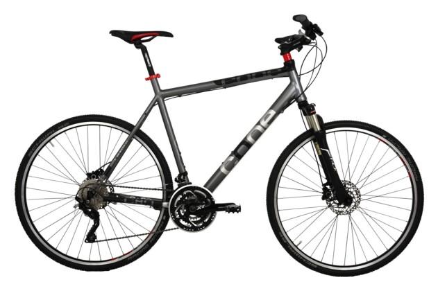 Crossbike CONE Bikes Cross 8.0 2016
