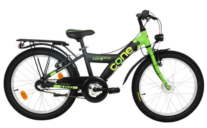 Kinder / Jugend CONE Bikes K200 A ND 7 2016