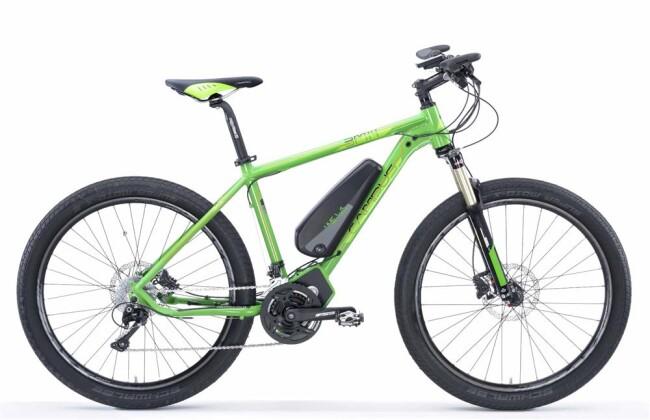 E-Bike Campus BM14 2016