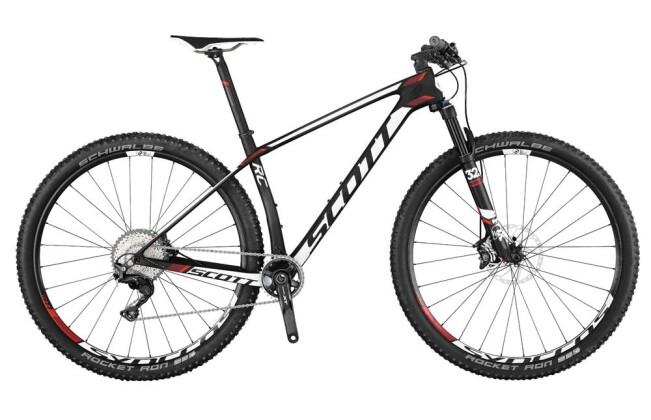 Mountainbike Scott Scale RC 700 Pro 2017