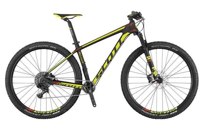 Mountainbike Scott Scale 930 2017