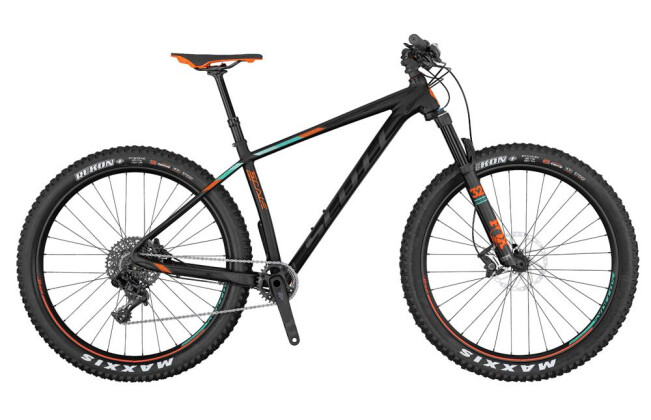 Mountainbike Scott Scale 710 Plus 2017