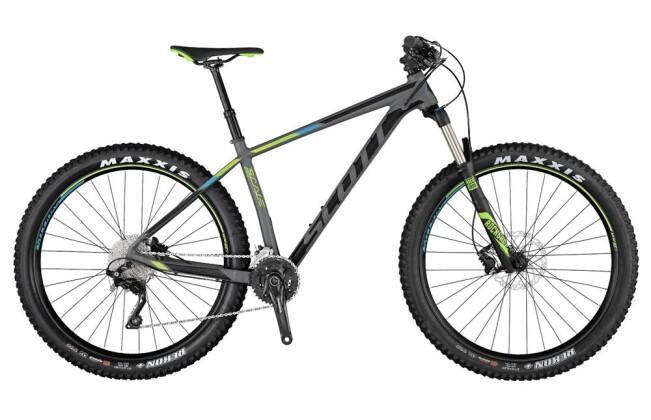 Mountainbike Scott Scale 720 Plus 2017