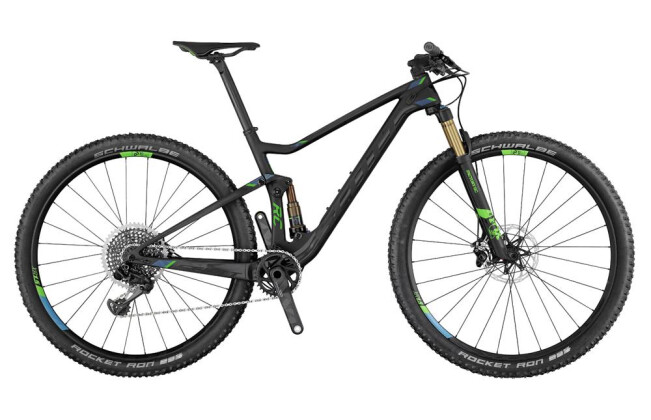 Mountainbike Scott Spark RC 900 Ultimate 2017