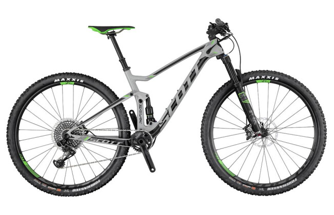 Mountainbike Scott Spark 900 2017
