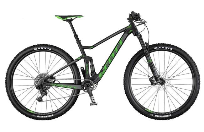 Mountainbike Scott Spark 945 2017