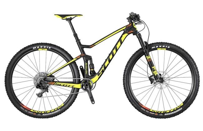 Mountainbike Scott Spark 930 2017