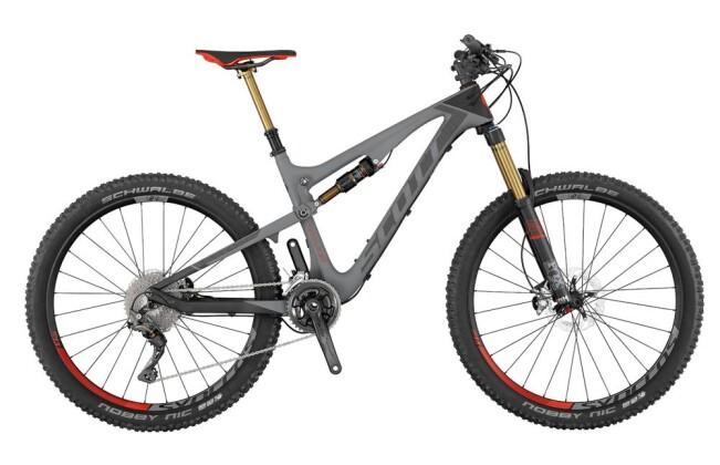 Mountainbike Scott Genius 700 Premium 2017