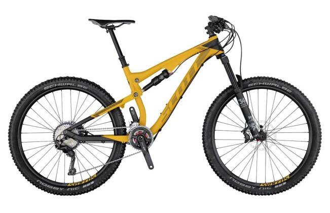 Mountainbike Scott Genius 730 2017