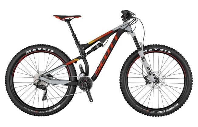 Mountainbike Scott Genius 720 Plus 2017