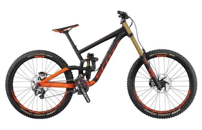 Mountainbike Scott Gambler 710 2017