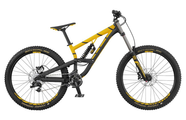 Mountainbike Scott Voltage FR 720 2017