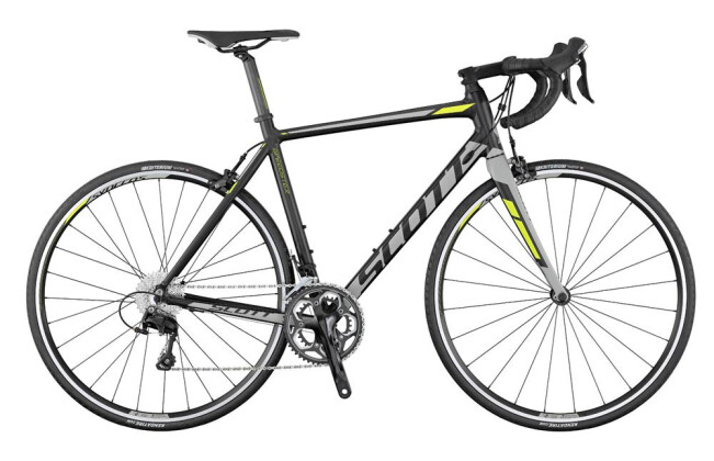Rennrad Scott Speedster 10 Disc 2017