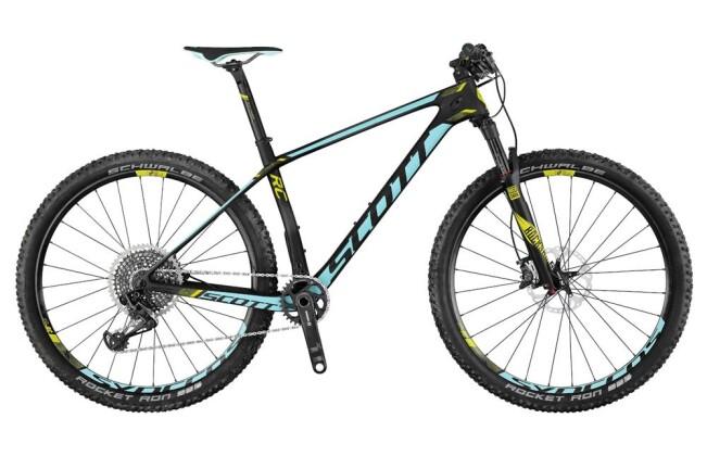 Mountainbike Scott Contessa Scale RC 700 2017