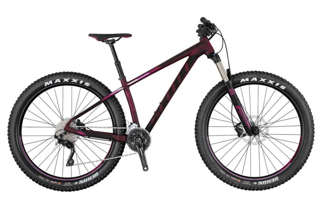 Mountainbike Scott Contessa Scale 710 Plus 2017