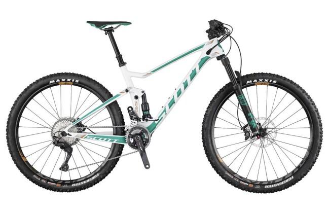 Mountainbike Scott Contessa Spark 700 2017