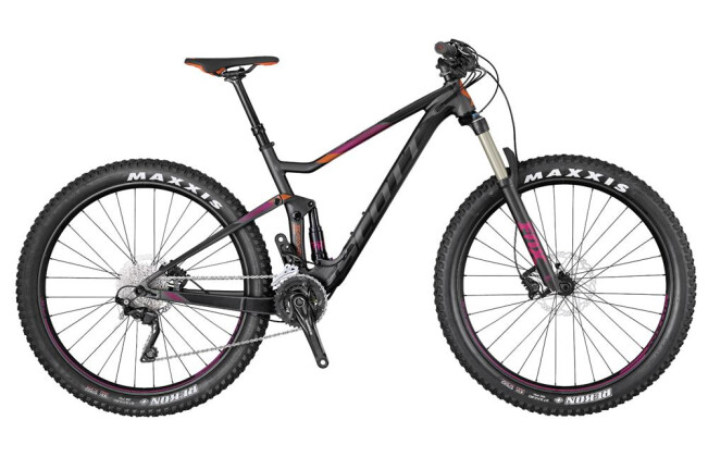 Mountainbike Scott Contessa Spark 720 Plus 2017
